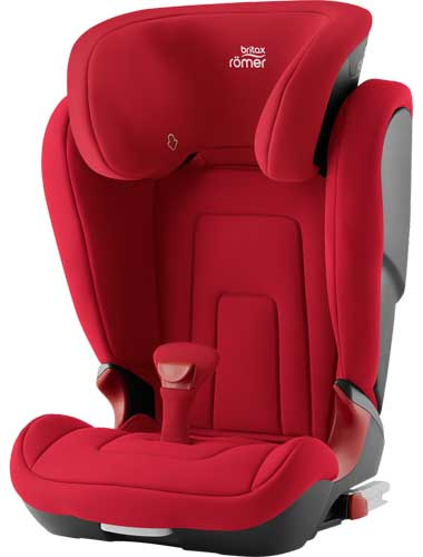 Автокресло Britax Romer KidFix 2 R FIRE RED