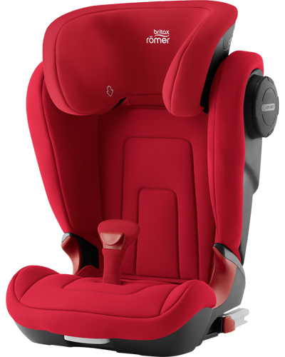 Автокресло Britax Romer KidFix 2 S FIRE RED