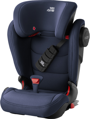 Автокресло Britax Romer KidFix III S MOONLIGHT BLUE